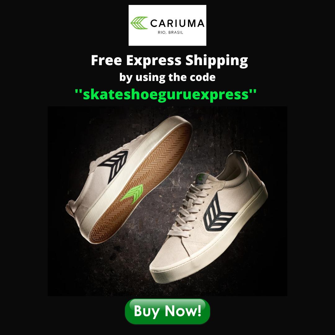 Cariuma offer